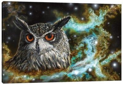 Spirit Of The Night Canvas Art Print