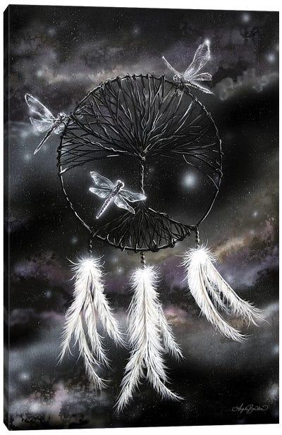 Transformation Canvas Art Print