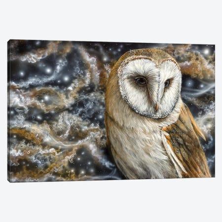 Watchful Eye Canvas Print #ABD30} by Angela Bawden Art Print