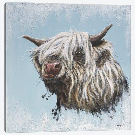 Chewy Coo Canvas Print #ABD38} by Angela Bawden Canvas Art Print
