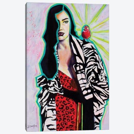Light Within Canvas Print #ABF12} by Abby Bradford Canvas Art Print