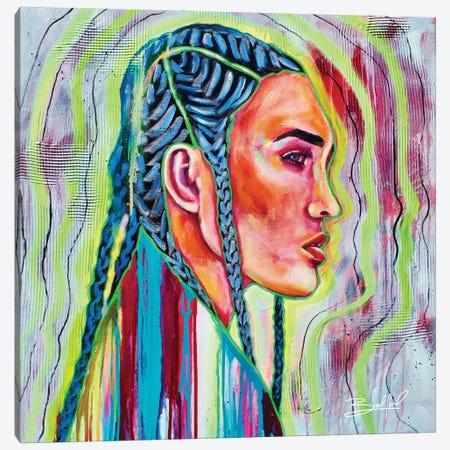 Radiate Canvas Print #ABF15} by Abby Bradford Canvas Art
