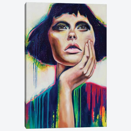 Believe Canvas Print #ABF19} by Abby Bradford Canvas Print