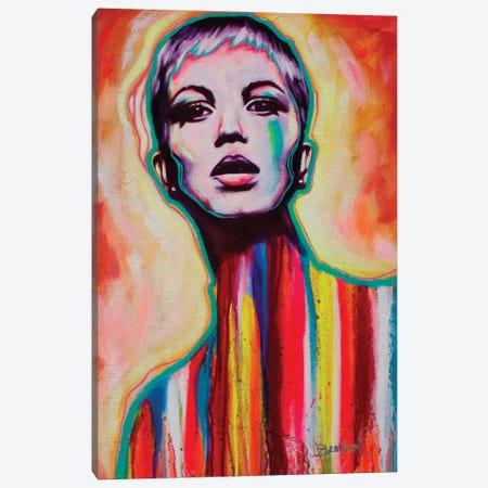 Awakening Canvas Print #ABF1} by Abby Bradford Canvas Artwork