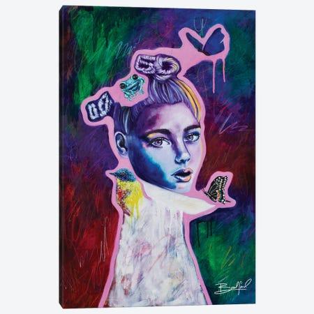 Dreamer Canvas Print #ABF5} by Abby Bradford Canvas Print