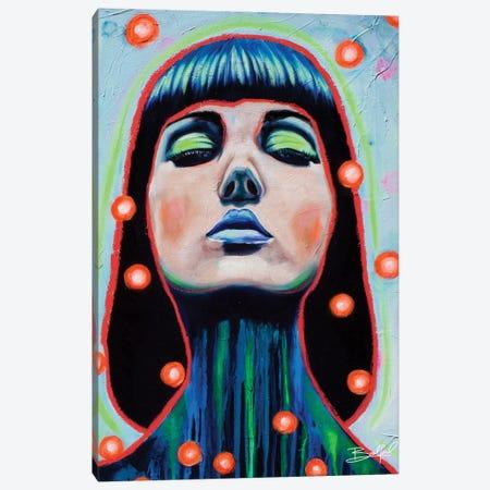 Emperor Canvas Print #ABF6} by Abby Bradford Canvas Print