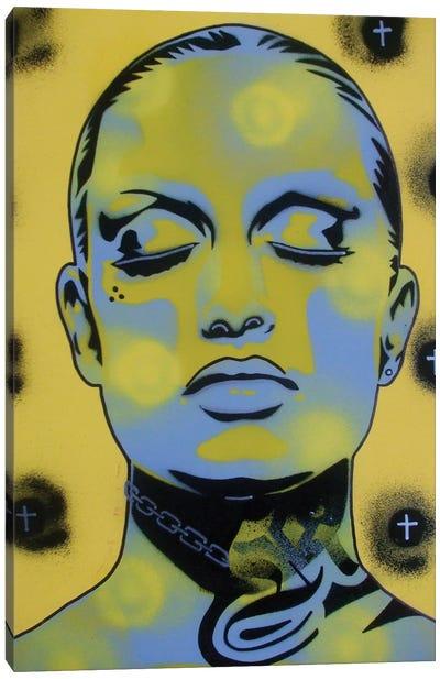 Skin Deep Street Canvas Art Print