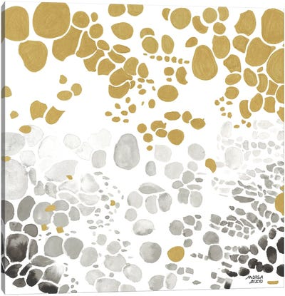 Speckled Trio II Canvas Art Print