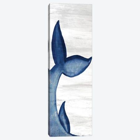 Whale Tails I Canvas Print #ABL28} by Ann Bailey Canvas Artwork