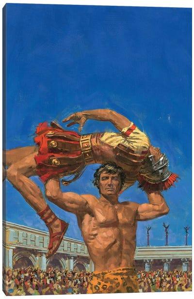 Tarzan Lost Empire Canvas Art Print