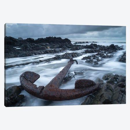 Shipwreck Coast Canvas Print #ABU105} by Adam Burton Canvas Print