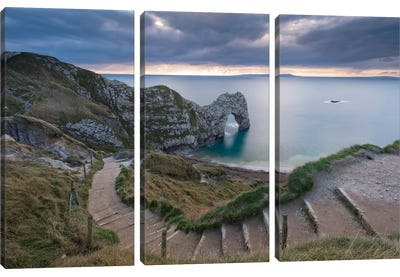 Durdle Door Canvas Art Print