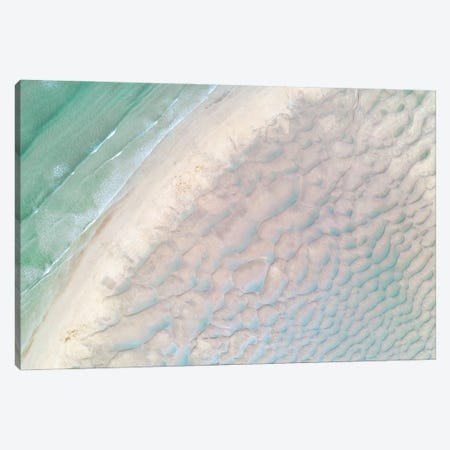 Coastal Patterns Canvas Print #ABU159} by Adam Burton Art Print