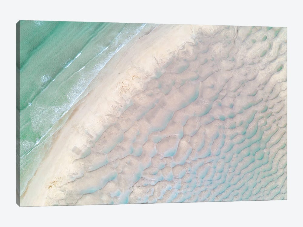Coastal Patterns by Adam Burton 1-piece Canvas Art Print