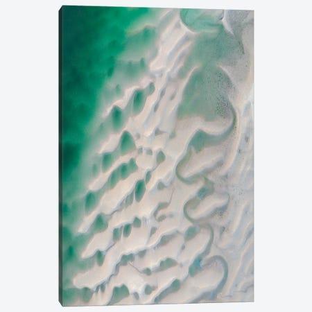 Coastal Patterns II Canvas Print #ABU160} by Adam Burton Canvas Artwork