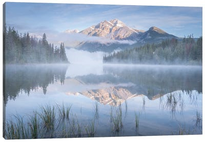 Perfect Tranquility Canvas Art Print