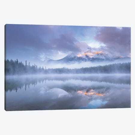 Realm Of The Rockies Canvas Print #ABU174} by Adam Burton Canvas Art