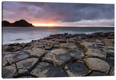 Giant's Causeway Canvas Art Print