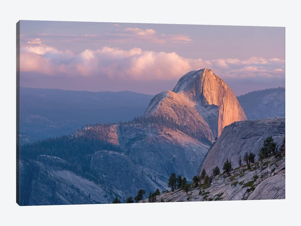 Half Dome by Adam Burton 1-piece Canvas Art