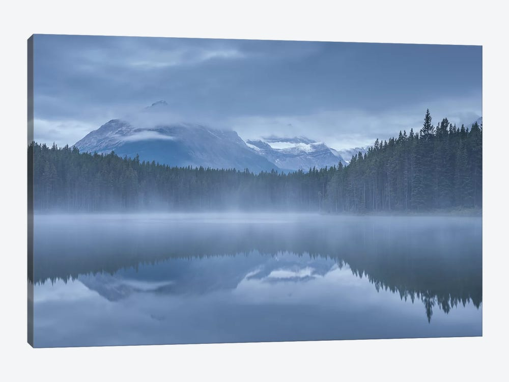 Herbert Lake I by Adam Burton 1-piece Canvas Wall Art