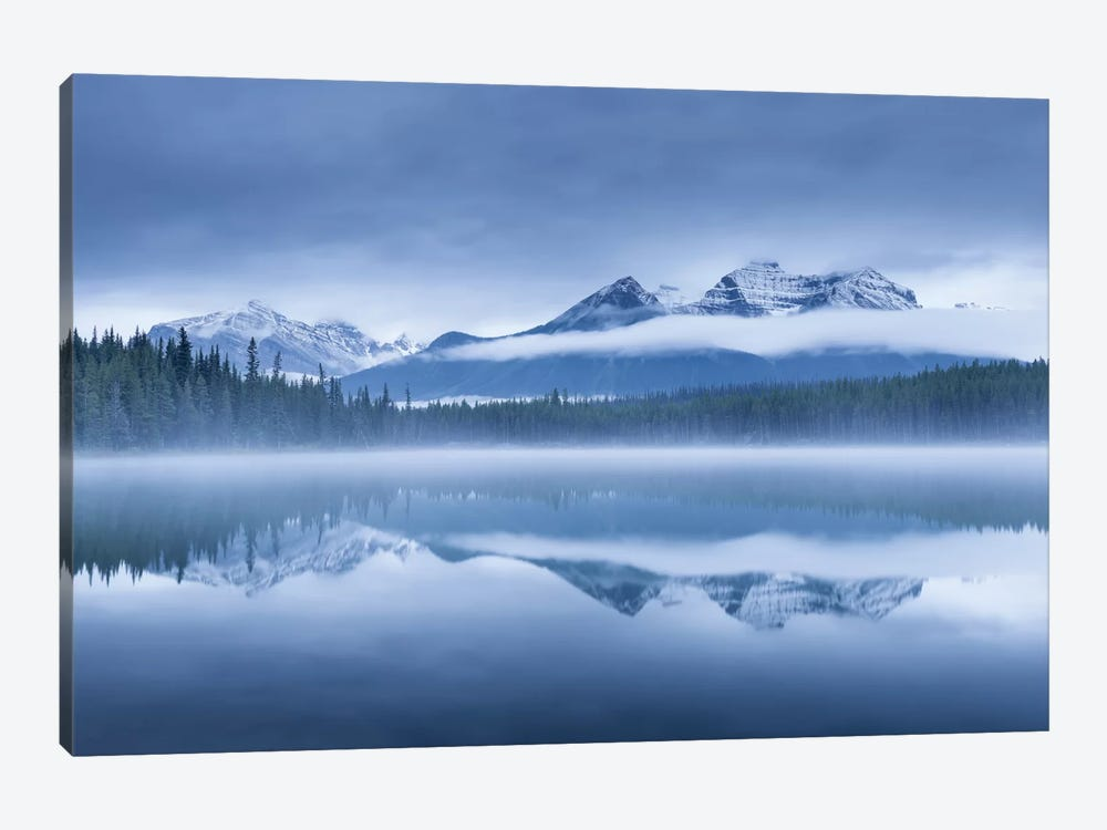 Herbert Lake II by Adam Burton 1-piece Canvas Print