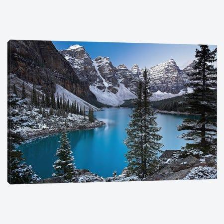 Jewel of the Rockies Canvas Print #ABU25} by Adam Burton Canvas Wall Art
