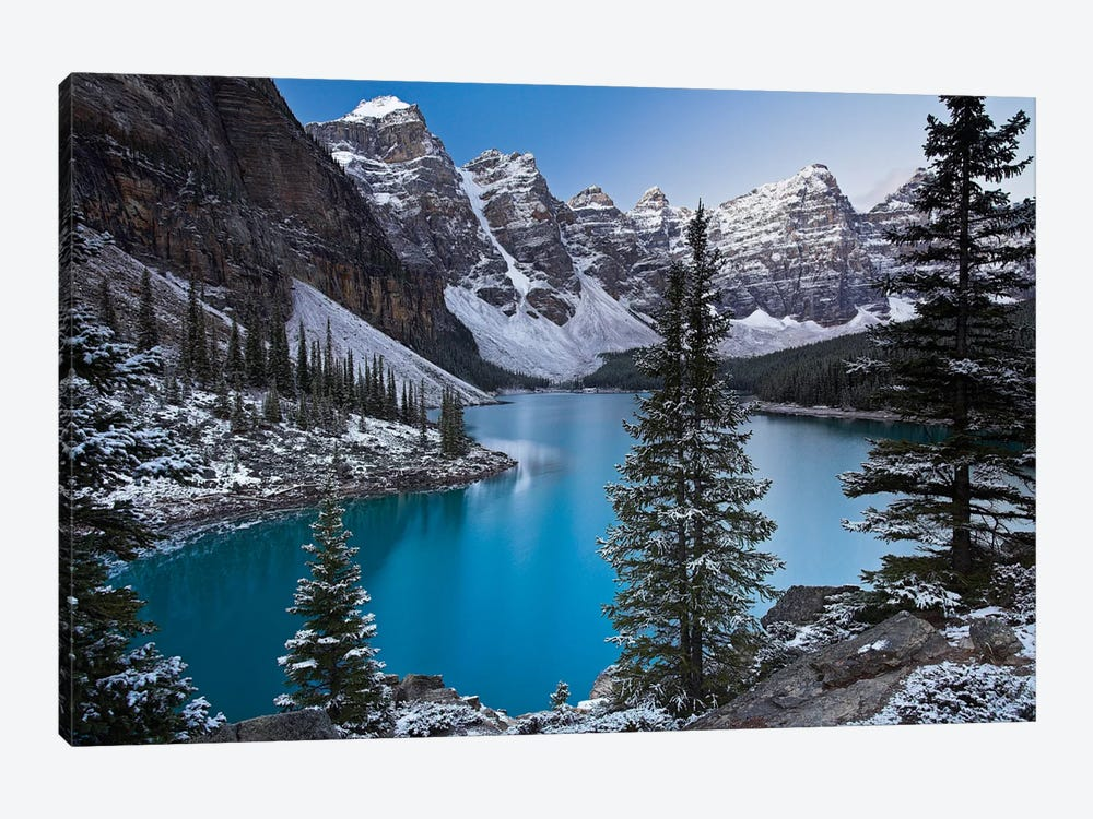 Jewel of the Rockies by Adam Burton 1-piece Canvas Wall Art
