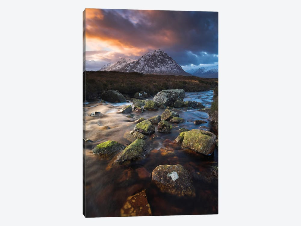 A Scottish Specialty by Adam Burton 1-piece Canvas Art Print