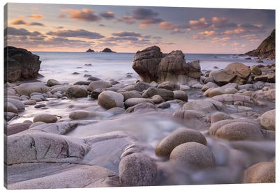 Porth Nanven Canvas Art Print