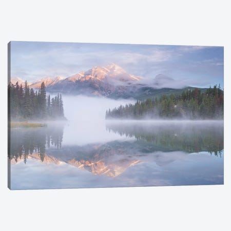Pyramids of Jasper Canvas Print #ABU37} by Adam Burton Canvas Art Print