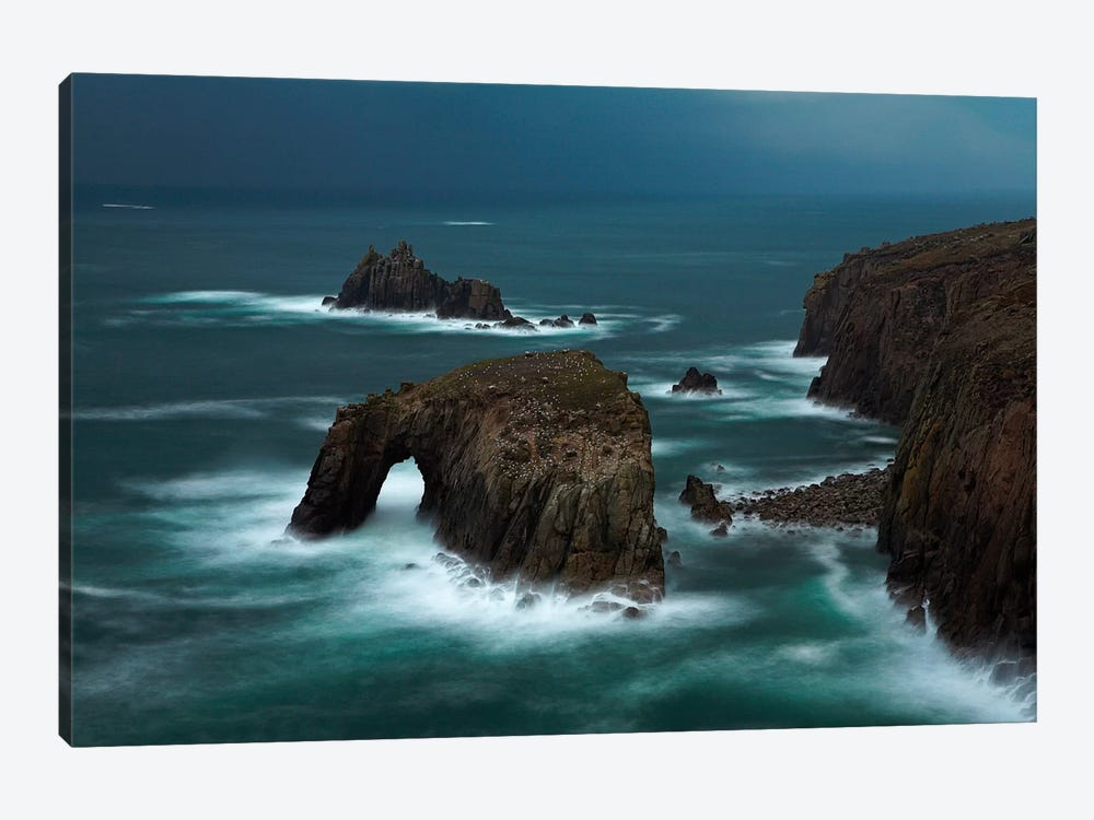 Rock of Ages by Adam Burton 1-piece Canvas Wall Art