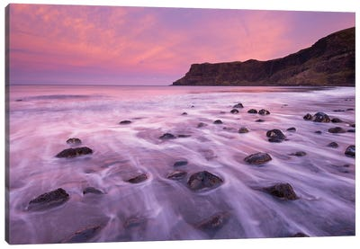 Talisker Bay Canvas Art Print