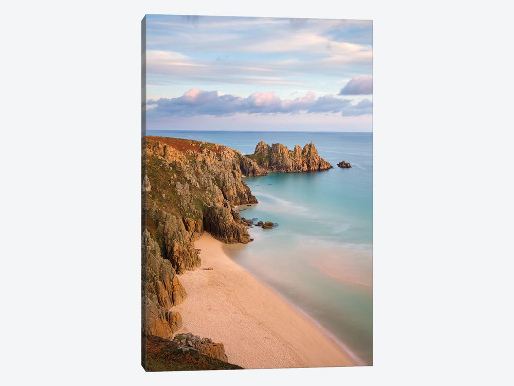 The Beach by Adam Burton 1-piece Canvas Art