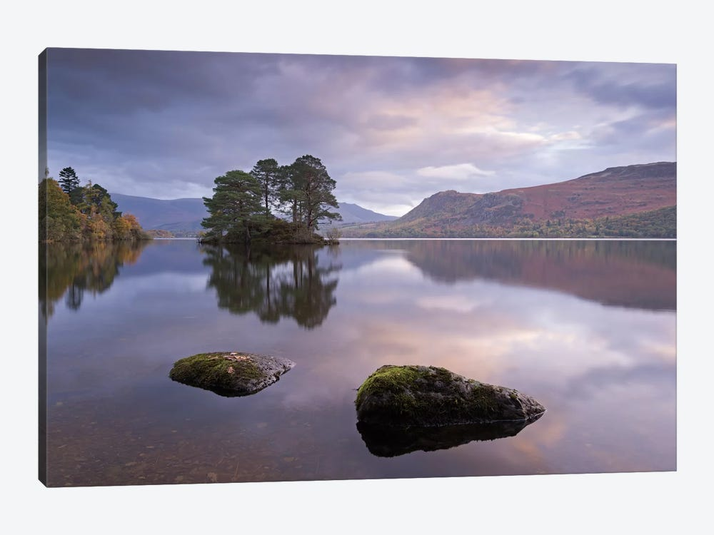 Tranquil Morning by Adam Burton 1-piece Canvas Wall Art