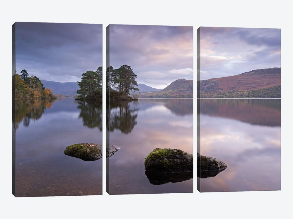 Tranquil Morning by Adam Burton 3-piece Canvas Art