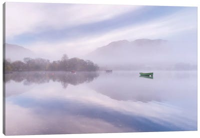 Ullswater Morning Canvas Art Print