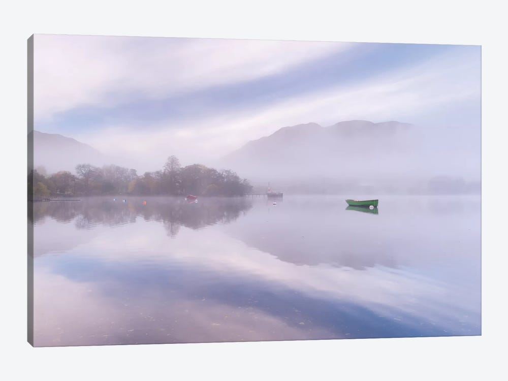 Ullswater Morning 1-piece Canvas Wall Art
