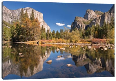 Valley View Canvas Print #ABU61