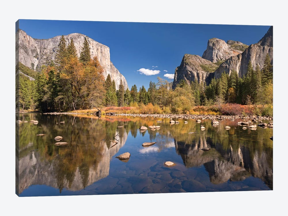Valley View by Adam Burton 1-piece Canvas Wall Art