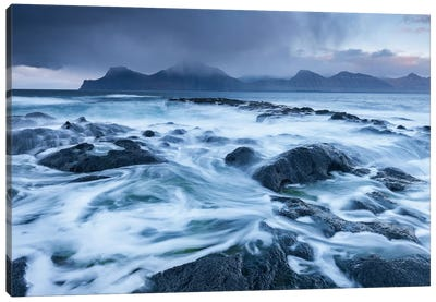 Brewing Storm Canvas Print #ABU7