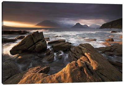 Coast of Wonders II Canvas Art Print