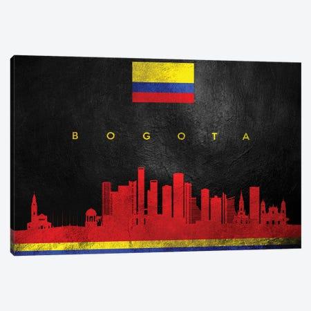 Bogota Colombia Skyline Canvas Print #ABV179} by Adrian Baldovino Canvas Art Print