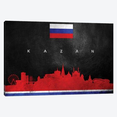 Kazan Russia Skyline Canvas Print #ABV237} by Adrian Baldovino Canvas Art Print