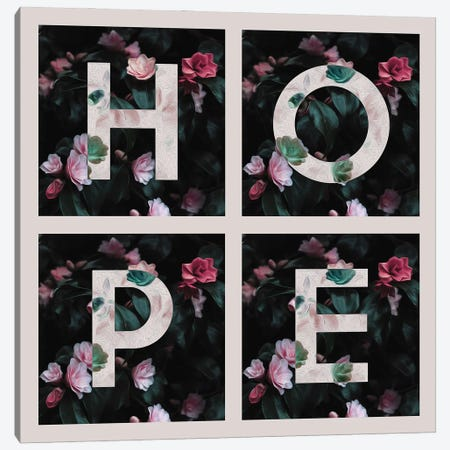 Hope Canvas Print #ABV888} by Adrian Baldovino Canvas Print