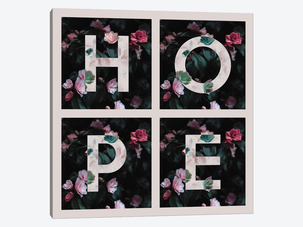 Hope by Adrian Baldovino 1-piece Canvas Art Print