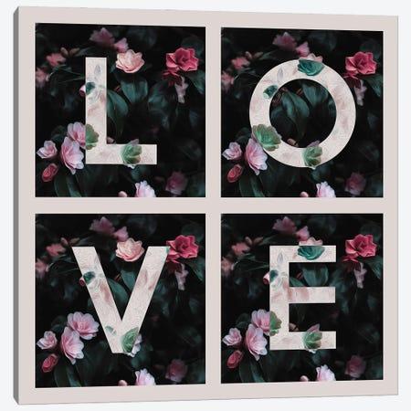 Love II Canvas Print #ABV889} by Adrian Baldovino Canvas Art Print