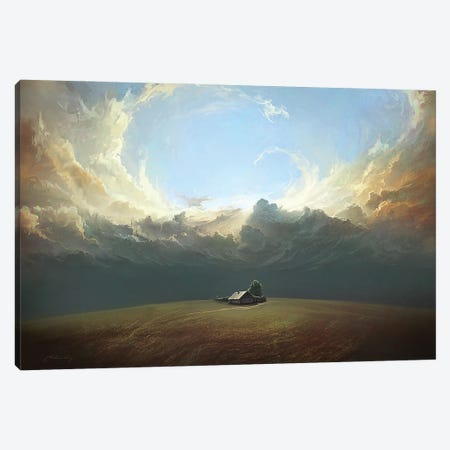 At World's End Canvas Print #ACB1} by Artem Rhads Chebokha Canvas Print