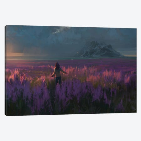 Regular Magic Canvas Print #ACB24} by Artem Rhads Chebokha Canvas Artwork