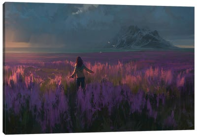 Regular Magic Canvas Art Print