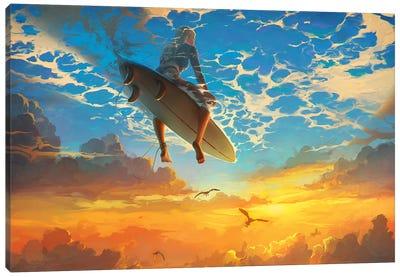 Beautiful World Canvas Art Print